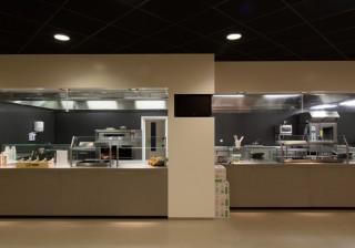 Restaurant Stenden Hogeschool Leeuwarden