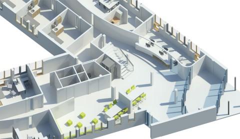 Medisch centrum ontwerp stadium frans tauber