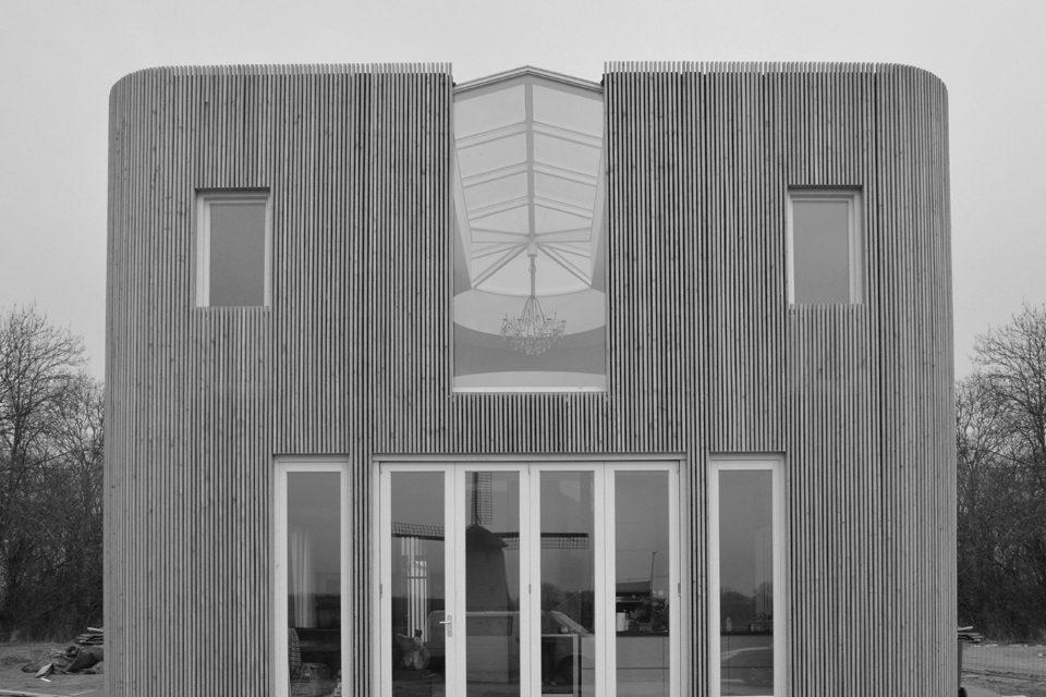 Draaiend woonhuis Kueter, plan De Vaart Oudorp