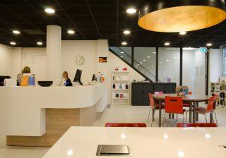 Mediatheek Veluws College Walterbosch