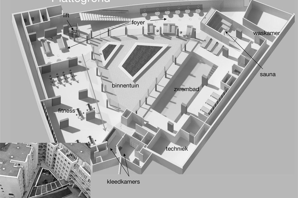 Wellness 'Het Kwartier' Amsterdam
